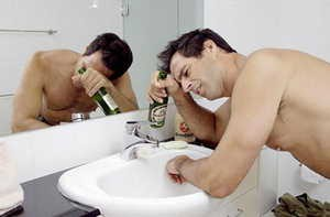 похмелье, алкоголь, пиво