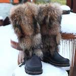 унты, теплая обувь