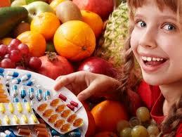 витамины, организм