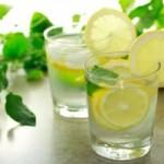 токсины, кровь, лечение, лимонная вода