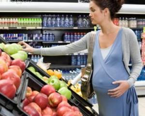 беременность, питание