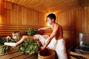 баня, полезные свойства
