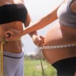 похудание, беременность