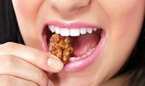 зубы, орехи