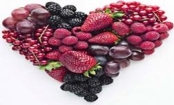 ягоды, полезные свойства