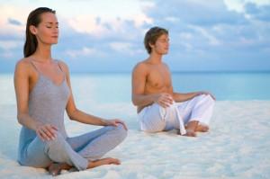 медитация, полезные свойства
