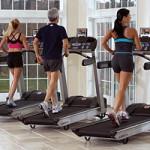 спорт, беговая дорожка, мышцы