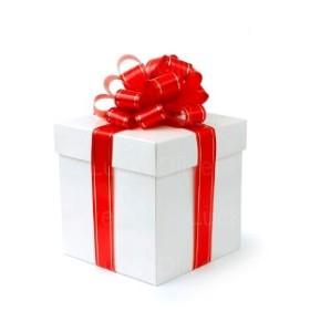 подарок, сюрприз