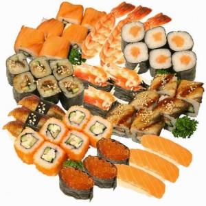 суши, японская кухня