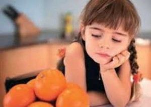 пищевая аллергия, апельсины