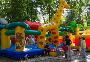отдых с детьми, дети, развлечения