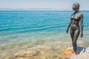мертвое море, лечебная грязь