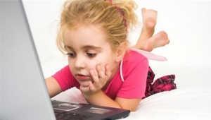 компьютер, ребенок