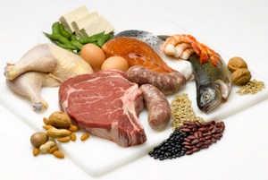 продукты, белок