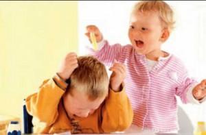 ребенок, агрессия