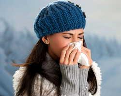простуда, насморк