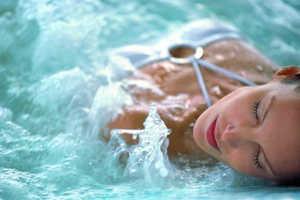 гидромассаж, водные процедуры