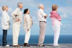 остеопороз, упражнения, старость